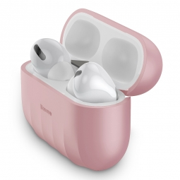 BASEUS SHELL APPLE AIRPODS PRO PINK