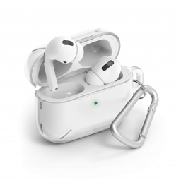 RINGKE APPLE AIRPODS PRO CASE MATTE CLEAR