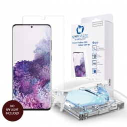 SZKŁO HARTOWANE WHITESTONE DG REPLACEMENT GALAXY S20 ULTRA CLEAR