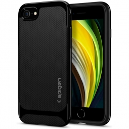 SPIGEN NEO HYBRID IPHONE 7/8/SE 2020 SHINY BLACK