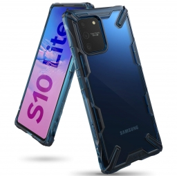 RINGKE FUSION X GALAXY S10 LITE SPACE BLUE