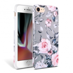 TECH-PROTECT FLORAL IPHONE 7/8/9 GREY