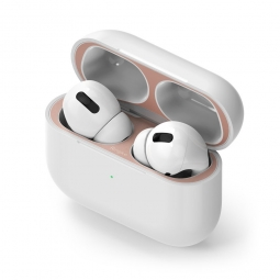RINGKE DUST GUARD STICKER APPLE AIRPODS PRO ROSE GOLD
