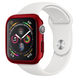 SPIGEN THIN FIT APPLE WATCH 4/5 (40MM) RED
