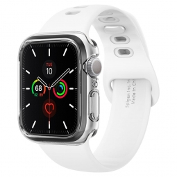 SPIGEN ULTRA HYBRID APPLE WATCH 4/5/6/SE (40MM) CRYSTAL CLEAR