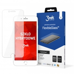 SZKŁO HYBRYDOWE 3MK FLEXIBLE GLASS IPHONE 7/8/SE 2020