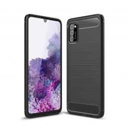 TECH-PROTECT TPUCARBON GALAXY A41 BLACK