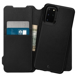 SPIGEN CIEL WALLET BRICK GALAXY S20+ PLUS BLACK