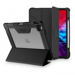 NILLKIN ARMOR LEATHER CASE IPAD PRO 11 2018/2020 BLACK