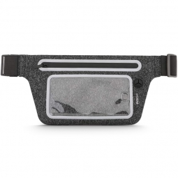 ROCK SLIM SPORT WAIST BAG BLACK