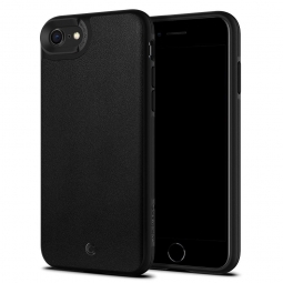 SPIGEN CIEL LEATHER BRICK IPHONE 7/8/SE 2020 BLACK