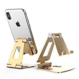 TECH-PROTECT UNIVERSAL STAND HOLDER SMARTPHONE GOLD