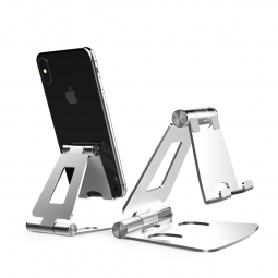 TECH-PROTECT UNIVERSAL STAND HOLDER SMARTPHONE SILVER