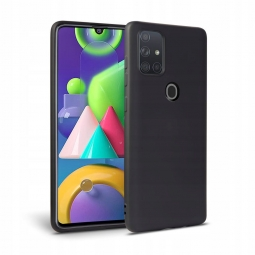 TECH-PROTECT ICON GALAXY A21S BLACK