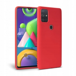 TECH-PROTECT ICON GALAXY A21S RED