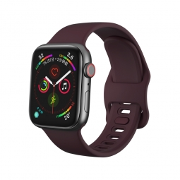 "TECH-PROTECT ICONBAND ""2"" APPLE WATCH 1/2/3/4/5/6 (38/40MM) BORDO"