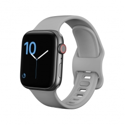 "TECH-PROTECT ICONBAND ""2"" APPLE WATCH 1/2/3/4/5/6 (38/40MM) GREY"