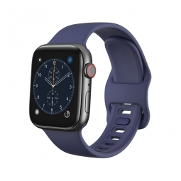 "TECH-PROTECT ICONBAND ""2"" APPLE WATCH 1/2/3/4/5/6 (38/40MM) NAVY"