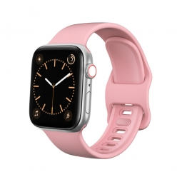 "TECH-PROTECT ICONBAND ""2"" APPLE WATCH 1/2/3/4/5/6 (38/40MM) PINK"