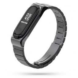 TECH-PROTECT STEELBAND XIAOMI MI SMART BAND 5 BLACK