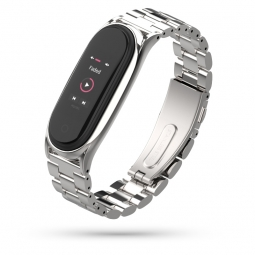 TECH-PROTECT STAINLESS XIAOMI MI SMART BAND 5 SILVER