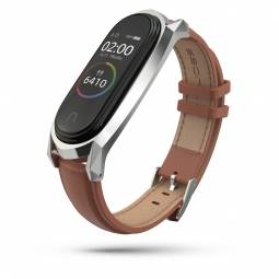 TECH-PROTECT HERMS XIAOMI MI SMART BAND 5 BROWN