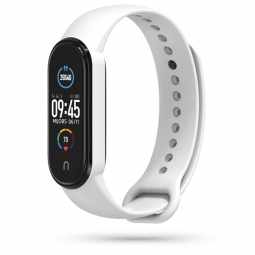 TECH-PROTECT ICONBAND XIAOMI MI SMART BAND 5 WHITE