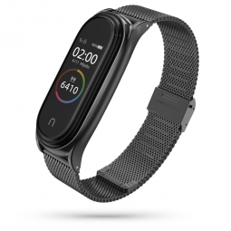 TECH-PROTECT MILANESEBAND XIAOMI MI SMART BAND 5 BLACK