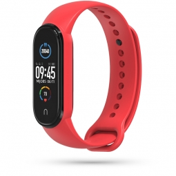 TECH-PROTECT ICONBAND XIAOMI MI SMART BAND 5 RED