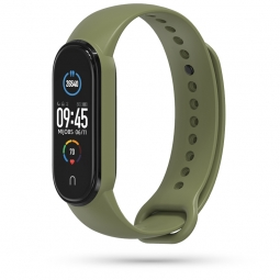 TECH-PROTECT ICONBAND XIAOMI MI SMART BAND 5 MILITARY GREEN