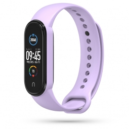 TECH-PROTECT ICONBAND XIAOMI MI SMART BAND 5 PURPLE