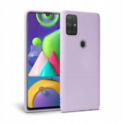TECH-PROTECT ICON GALAXY A21S VIOLET
