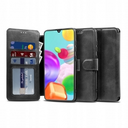 TECH-PROTECT WALLET GALAXY A21S BLACK