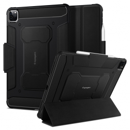 "SPIGEN RUGGED ARMOR ""PRO"" IPAD PRO 11 2018/2020 BLACK"