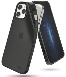 RINGKE AIR IPHONE 12/12 PRO SMOKE BLACK