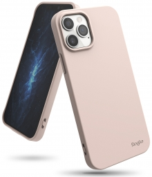 RINGKE AIR S IPHONE 12/12 PRO PINK SAND