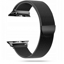 TECH-PROTECT MILANESEBAND APPLE WATCH 2/3/4/5/6/SE (38/40MM) BLACK