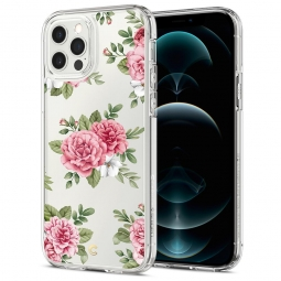 SPIGEN CYRILL CECILE IPHONE 12/12 PRO PINK FLORAL
