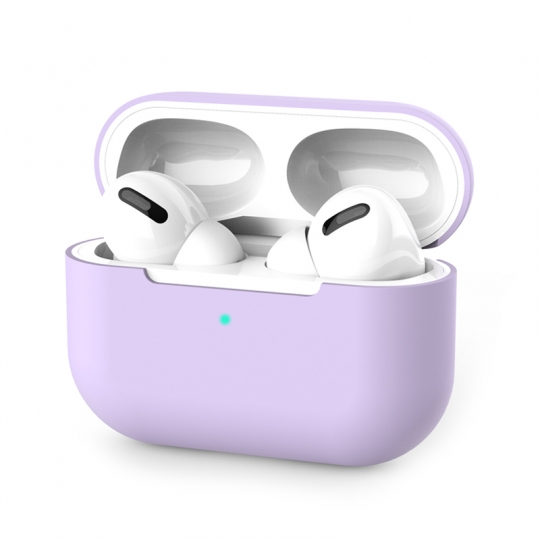 ETUI TECH-PROTECT ICON APPLE AIRPODS PRO VIOLET