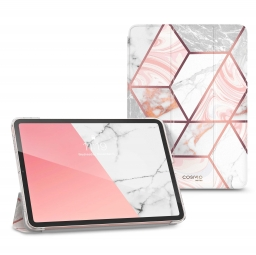 SUPCASE COSMO LITE IPAD AIR 4 2020 MARBLE