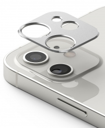 RINGKE CAMERA STYLING IPHONE 12 MINI SILVER