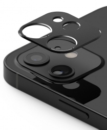 RINGKE CAMERA STYLING IPHONE 12 BLACK