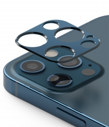RINGKE CAMERA STYLING IPHONE 12 PRO BLUE