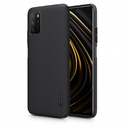 NILLKIN FROSTED SHIELD XIAOMI POCO M3 BLACK