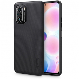 NILLKIN FROSTED SHIELD XIAOMI POCO F3 BLACK