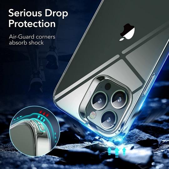 ETUI ESR PROJECT ZERO IPHONE 13 PRO MAX CLEAR