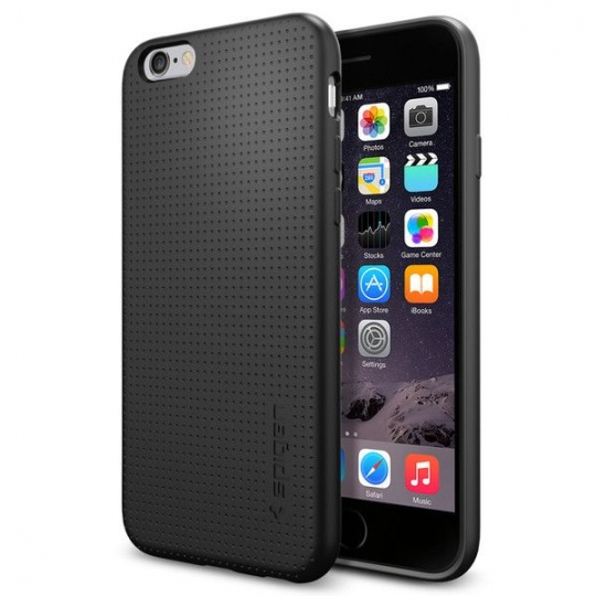 SPIGEN LIQUID AIR IPHONE 6/6S (4.7) BLACK