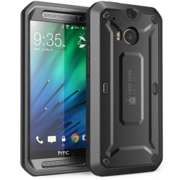 SUPCASE UNICORN BEETLE PRO HTC ONE M8/M8S  BLACK