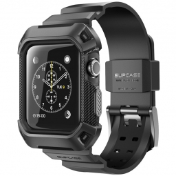 SUPCASE UNICORN BEETLE PRO APPLE WATCH 1/2/3 (42MM) BLACK