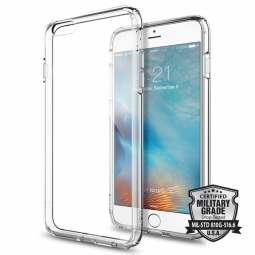 SPIGEN ULTRA HYBRID IPHONE 6/6S PLUS (5.5) CRYSTAL CLEAR
